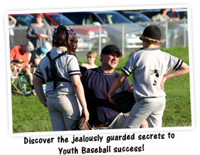 youth baseball mastery